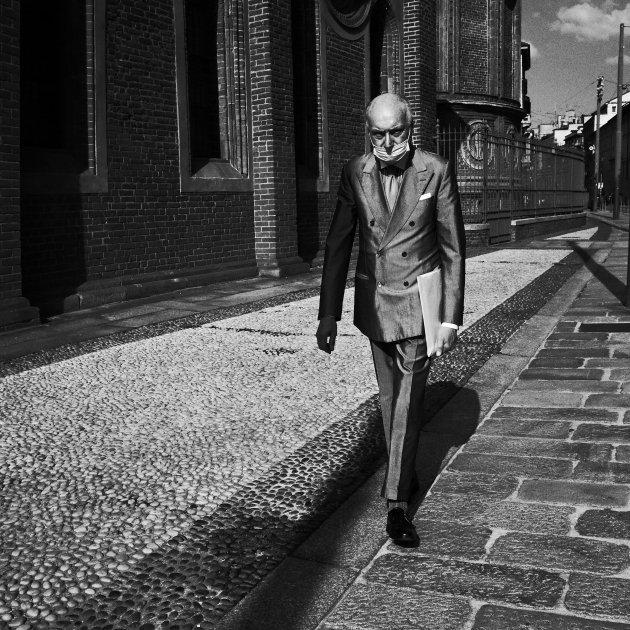 Patricio Reig Bramante, 'usted y yo'  Fotografia Fundació Vila Casas