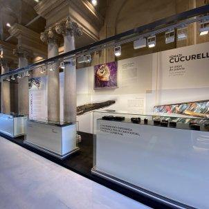 Exposició Ignasi Cucurella/Palau Robert