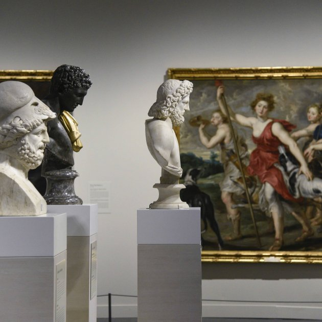 'Art i mite. Els déus del Prado' CaixaForum