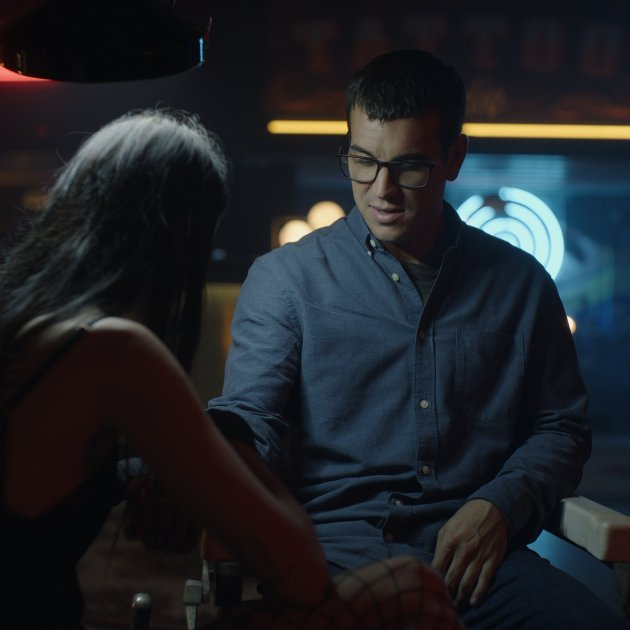 Mario Casas 'No matarás' ACN