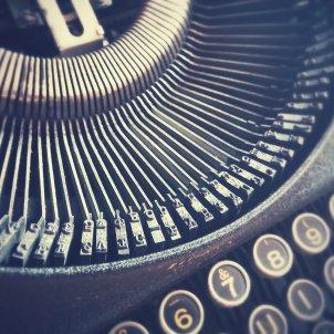 maquina escriure pixabay
