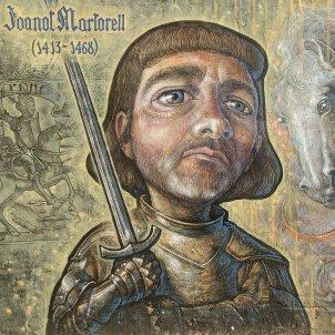 Joanot Martorell a Muro