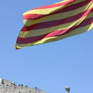 1280px Senyera de Catalunya a Torroella de Montgrí