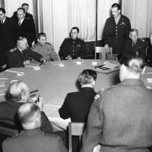 Maiski a la conferència de Yalta. RBA