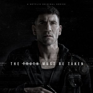 The Punisher-Netflix