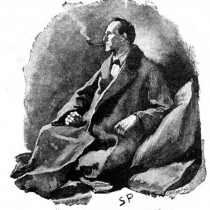Sherlock Holmes   The Man with the Twisted Lip