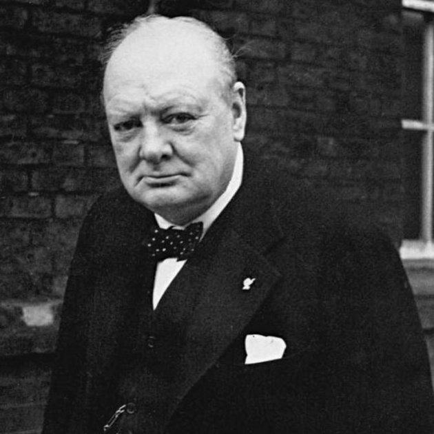 Churchill retrat Imperial War Museum Wikimedia