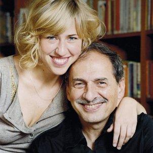 Carlota Benet i Josep Maria Benet i Jornet. Pilar Aymerich