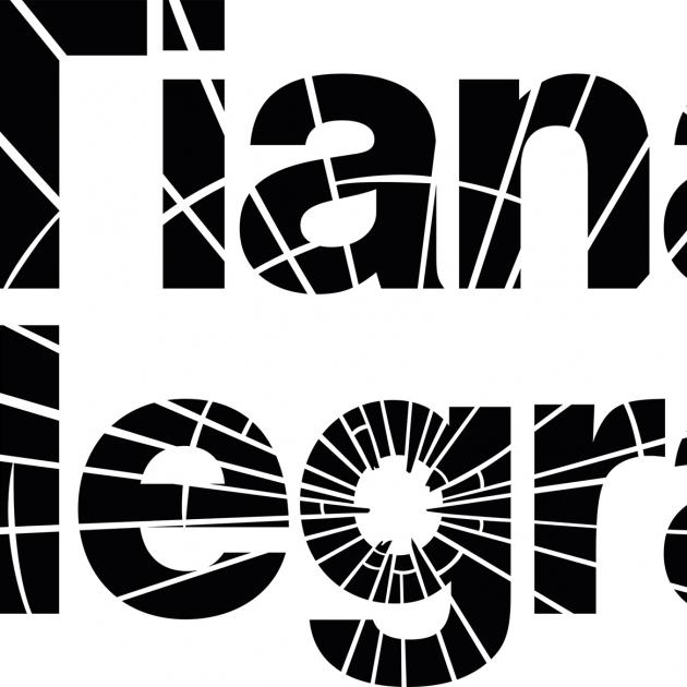 Logotip del Festival Tiana Negra. Tiana Negra