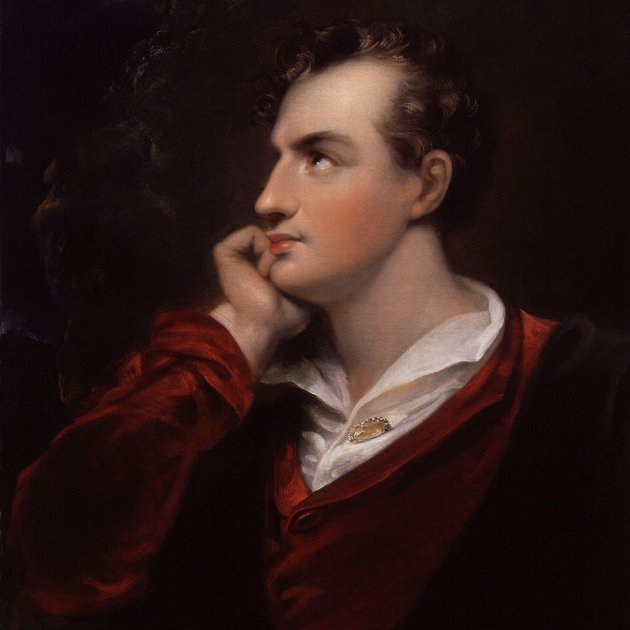 George Gordon Byron, 6th Baron Byron by Richard Westall