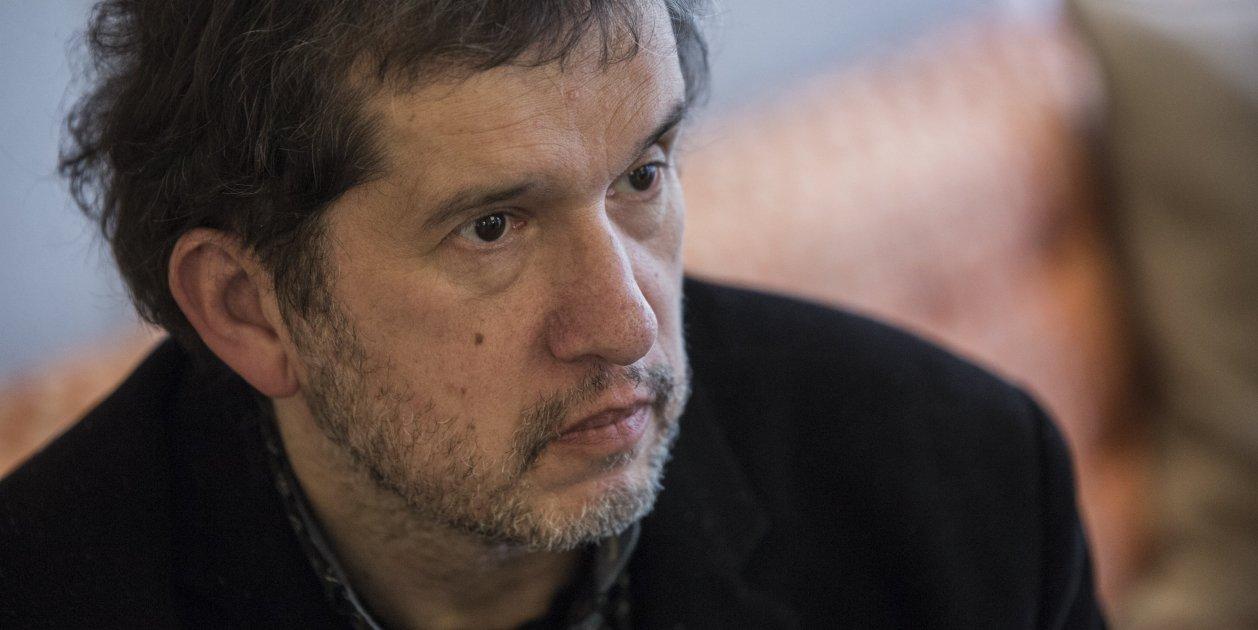 Joan-Lluis Lluis Premi Sant Jordi - Sergi Alcàzar
