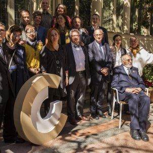 Premi nacional de Cultura CONCA - Sergi Alcàzar