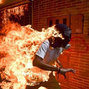 "Ronaldo Schemidt, Agence France Presse, ""Venezuela crisis"""
