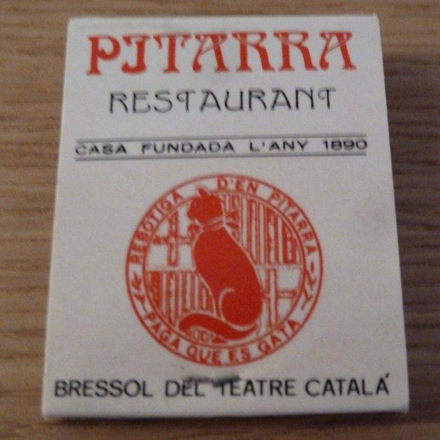 Restaurant Pitarra