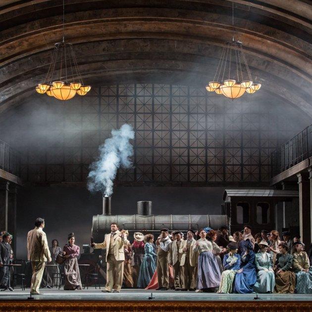Manon Lescaut / Liceu / Puccini / Laura Ferrari