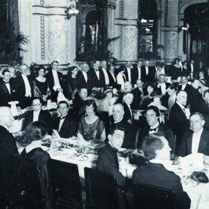 Sopar Londres 1923/ PEN Català