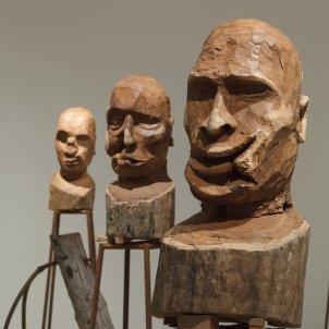 Kader Attia cicatrius fundació Miró