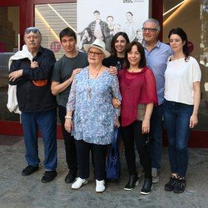 repartiment 'Human' Teatre Romea/ACN