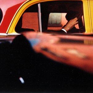 Saul Leiter, Taxi, 1957