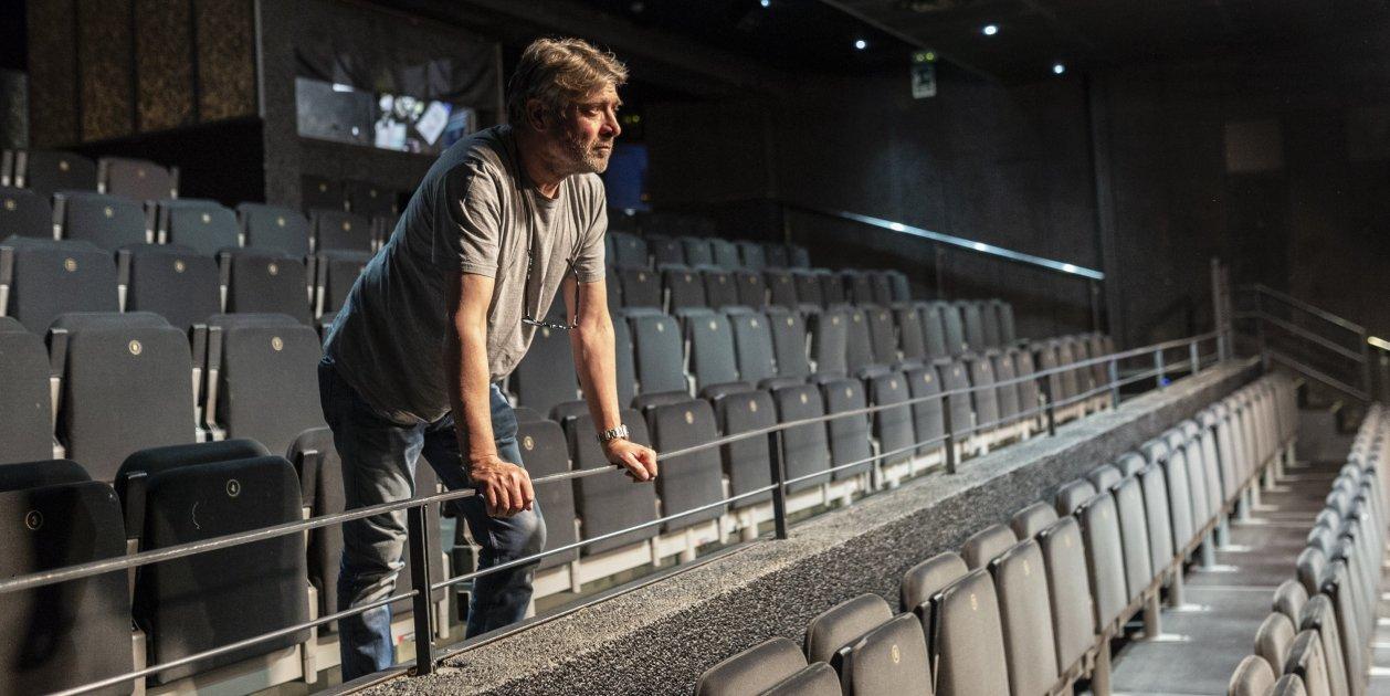 Pere Arquillue actor Sergi Alcàzar 14