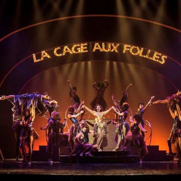 La jaula de las locas. Teatre Tívoli