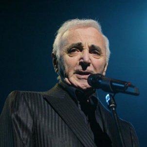 Charles Aznavour 2014