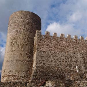 Torre mestra del castell de Montsoriu