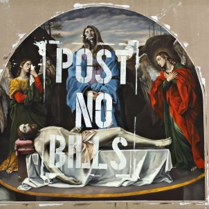 Variación de La Pietà dei mendicanti de Guido Reni/Jorge Pombo/Fundació Vila Casas