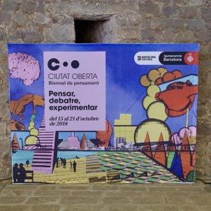 biennal de pensament ciutat oberta ajuntament de Barcelona