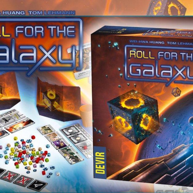 Roll for the Galaxy/DEVIR