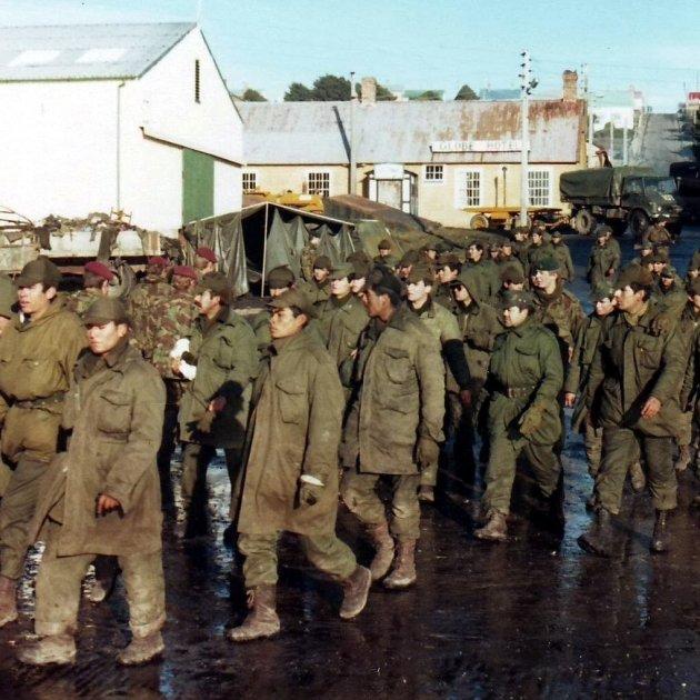 Presoners de guerra argentins guerra de les Malvines wikipedia