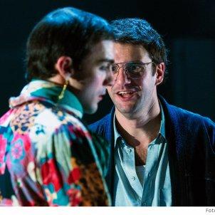 Àngels a Amèrica/Felipe Mena/Teatre Lliure