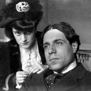 Eugeni d'Ors i la seva dona
