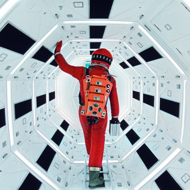 2001 Stanley Kubrick