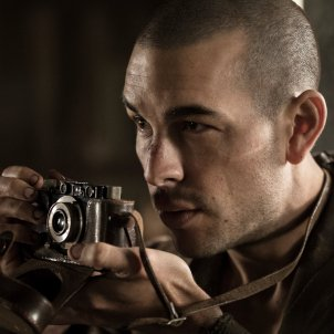 El fotógrafo de Mauthausen. Mario Casas