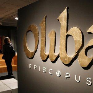 Exposició Abat Oliba/ACN