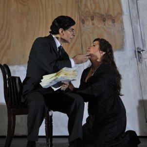 Kàtia Kabànova/Francisco Vas i Patricia Racette/ Gran Teatre del Liceu © A Bofill