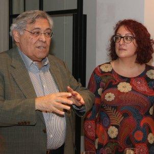 Josep Cots i Laura Baena - Edicions 1984/Pere Francesch ACN