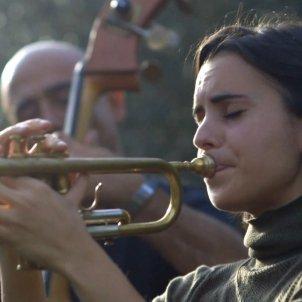 Andrea Motis la trompeta silenciosa/Memorimage