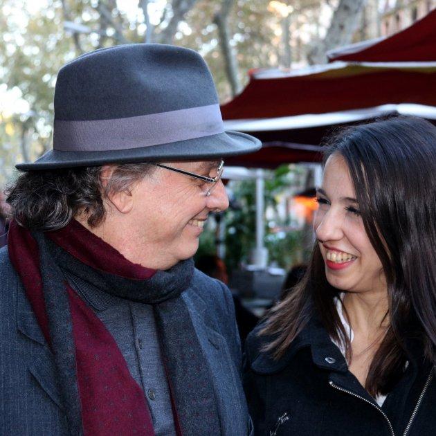 Toti Soler i Gemma Humet/ACN Mar Vila
