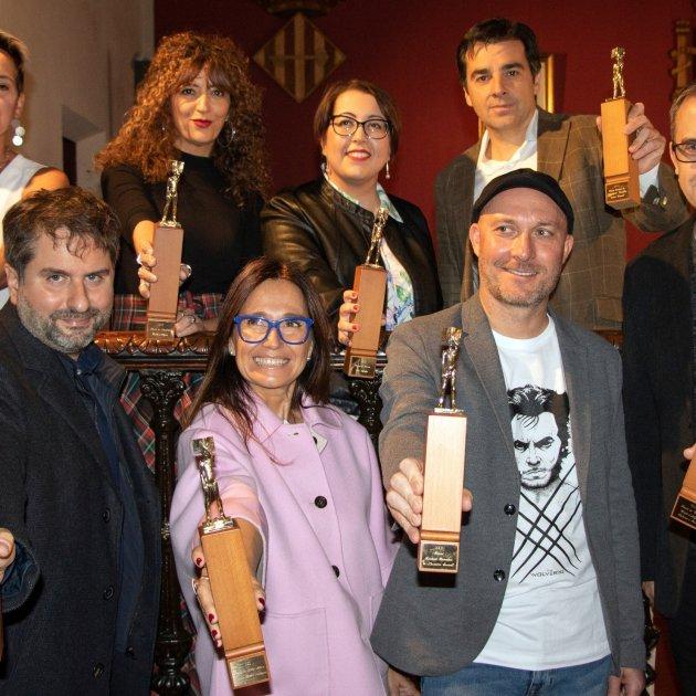 Premis Ciutat d'Alzira 2018/ACN