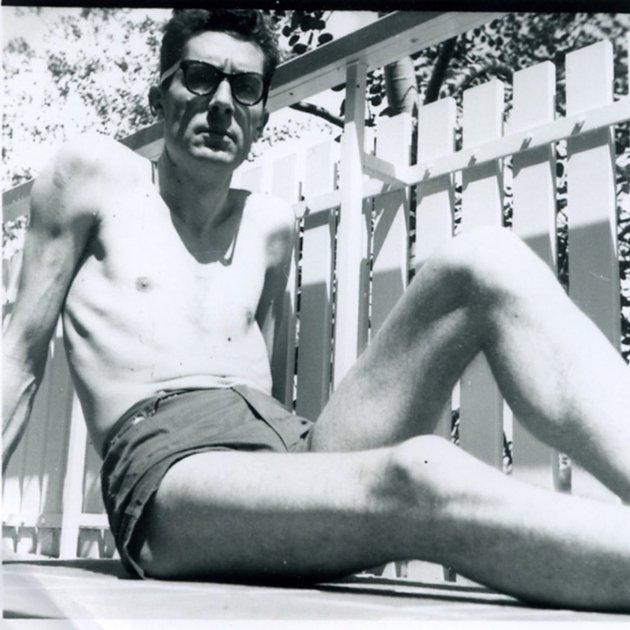 Joan Ferraté, agost de 1962/Fons Joan Ferraté