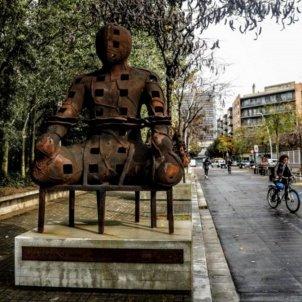 'Guardians' escultura Xavier Mascaró/Ajuntament de Barcelona