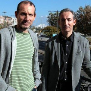 Josep Ballester i Amadeu Vidal. ACN
