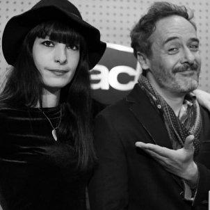 Anna Carreras i Santi Balmes/Jordi Calvera