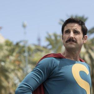 Dani Rovira a la cinta 'Superlópez', que s'estrenarà mundialment al Festival de cinema de Sitges 2018. Walt Disney