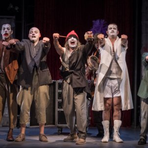 Rhumans/Teatre Lliure/Pep Gol