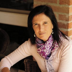 L'escriptora Claudia Piñeiro. Alejandra López / Cedida ACN