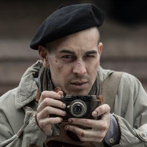 Mario Casas a 'El fotógrafo de Mauthausen'. Filmax