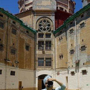 autofoto a la presó model Duaita Prats